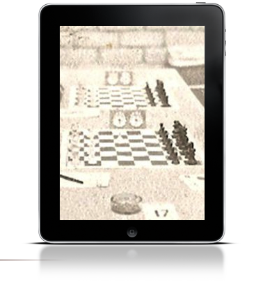 Chess U on iPad