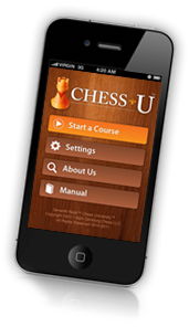 Chess U on iPhone